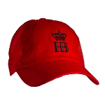 Red Hat with HB Crown Logo