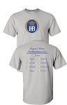 Places I Have Hofbrauhaus'ed T-Shirt