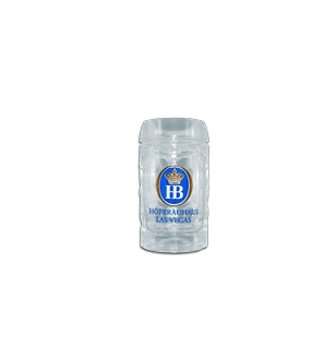 Mini Glass Stein 0.04L (Shot Glass)