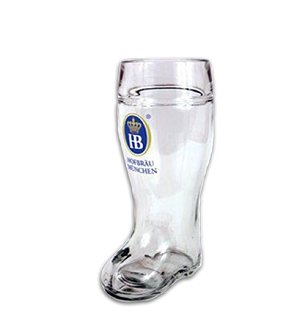 HB Glass Boot 0.5L (17 oz)