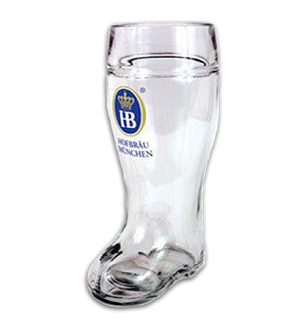 HB Glass Boot 1L (34 oz)