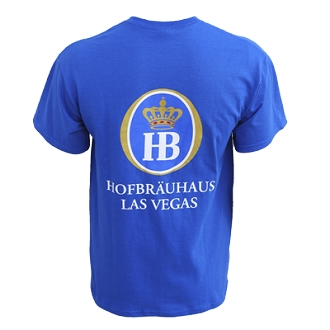 4C Logo T-Shirt - Royal