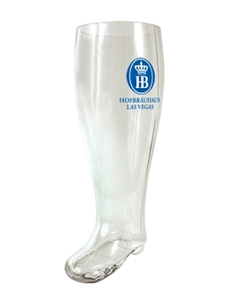 Acrylic 2.0L Boot (68 oz)