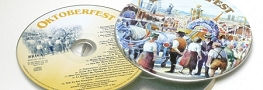 Music CD: OKTOBERFEST - Traditional