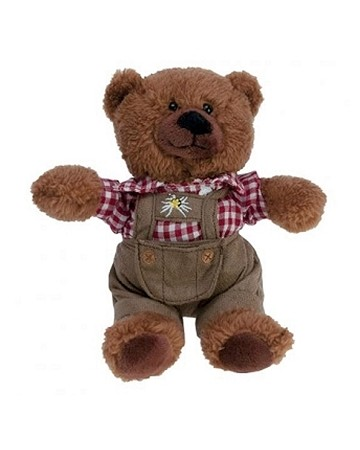 "Teddy Bear Brown ""Lederhosen"""
