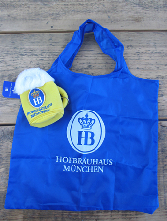 HB Stein Shopping Bag