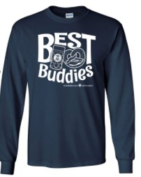 Long Sleeve Best Buddies T-Shirt