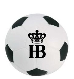 HB Stress Reliever Soccer Ball