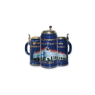 10th Anniversary Stein HBLV with lid