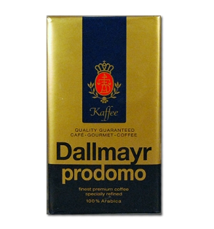 Dallmayr Prodomo Coffee 8.8oz Ground