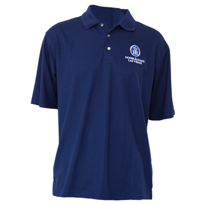 Polo Shirt - 4C Logo Polo - Navy