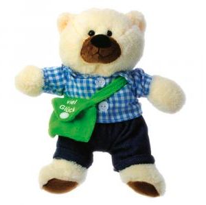 "Teddy Bear ""Luck"""